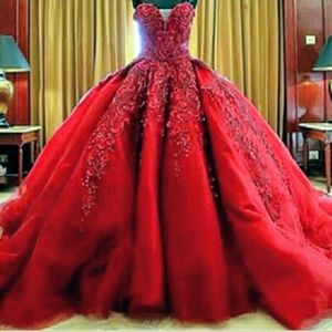 Dresses & Skirts - strapless ball gown